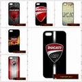 Ducati Moto Logo Cover case for iphone 4 4s 5 5s 5c 6 6s plus samsung galaxy S3 S4 mini S5 S6 Note 2 3 4  S0132