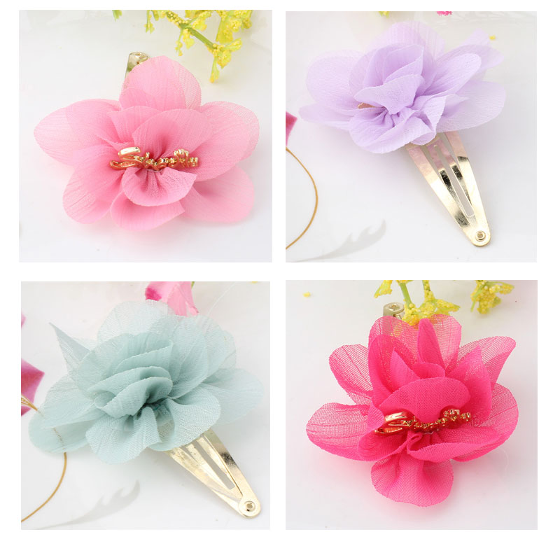 M MISM Fashion Letter Flower Hairpins Hair Accessories Ornament Hair Clips Hairgrip for Kids Girls Children Head Wear m mism classic nonwoven flower for kids hairgrip girls children cute hairpins hair accessories head wear hair clips