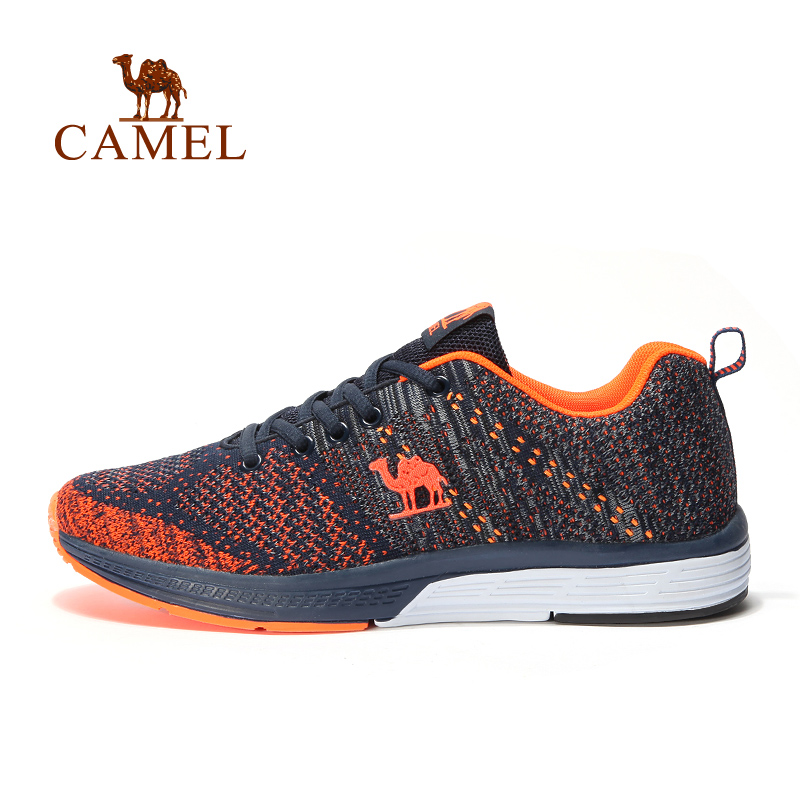 Camel men's outdoor shoes 2016 new design outdoor off-road running shoes Men comfortable shock absorption sports running shoes wholesale price mobile phone anti theft alarm display stand with charging for exhibition