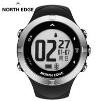 Digital Watch NORTH EDGE Waterproof Wristwatches Outdoor Sport Watches Alarm Clock relogio masculino Digital Sport Watches Mens