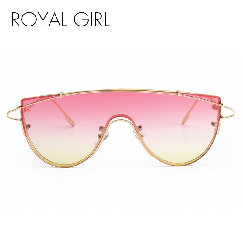 c4567284a MENINA REAL Oversize Mulheres Óculos De Sol Do Vintage Óculos Óculos De  Proteção óculos Óculos de Marca de Luxo Designer Praça Estilo Verão ss776