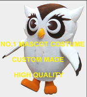 Cute Anime Cosply Costumes Babe OWL Mascot Costume Adult Baby Owl Theme Mascotte Fancy Dress Kits for College School Games 1948