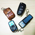 4pcs,Newest Wireless Cloning Garage Door Remote Control Transmitter Duplicator 433MHz Self Copy For Motorcycles Key 290-450MHZ