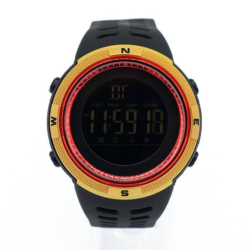 42cf5388165d Xfcs impermeable muñeca digital automático relojes para hombres digitais  reloj corriendo mens hombre reloj cronómetro buceo tendencia en Relojes  digitales ...