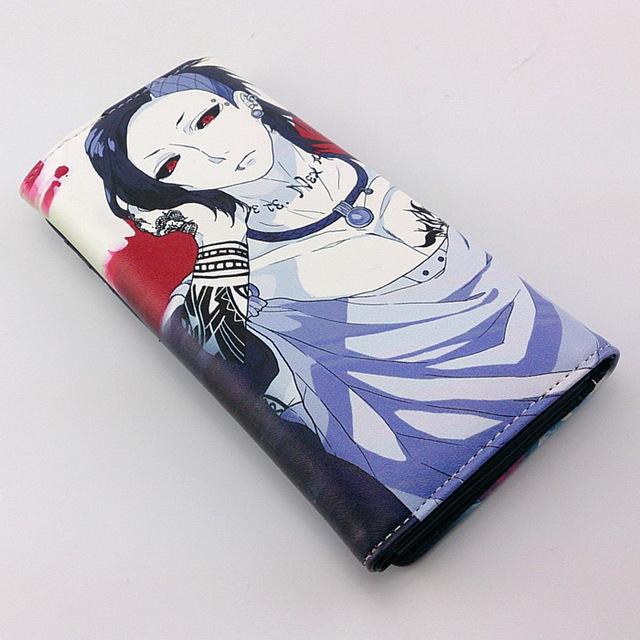 Tokyo Ghoul Long Style PU Wallet