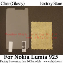 Clear Glossy LCD Screen Protector Guard Cover Protective Film Shield For Nokia Lumia 925 925T N925