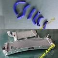 Aluminum alloy radiator and silicone hose kit For Honda VFR400R NC30/RVF400 NC35 1989-1996 1995 International Free shipping