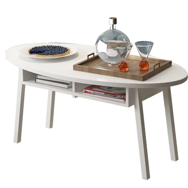 nordic moderne eenvoudige woonkamer salontafel ovale mini hoek thee end tafel kleine koffie. Black Bedroom Furniture Sets. Home Design Ideas
