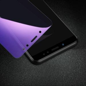 Image 5 - Arsmundi מלא מזג זכוכית עבור Xiaomi Redmi הערה 5 פרו מלא כיסוי מסך מגן מגן סרט עבור Redmi 5 בתוספת זכוכית