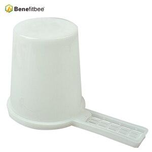 Image 2 - Benefitbee 2 pz Strumenti di Apicoltura Ape Alimentatore Per Apicoltore Apicoltura Attrezzature Forniture medio formato di plastica ape alimentatore