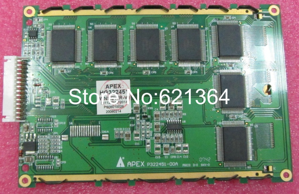 best price and quality  HG322451WNHDWR-V1  original  industrial LCD Displaybest price and quality  HG322451WNHDWR-V1  original  industrial LCD Display