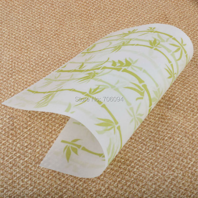 15x21cm 21x29cm bamboo printed gift wrapping paper soap kraft pack