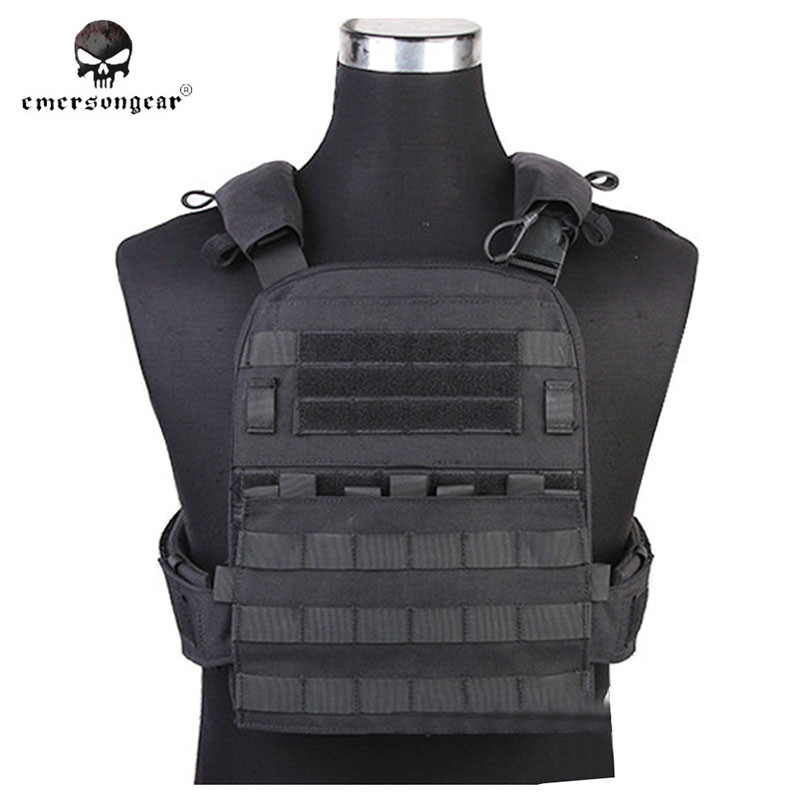 EMERSON CP Style Adaptive Vest Heavy Version Hunting Military Tactical Vest Wargame Body Molle Armor Outdoor Equipment EM7397