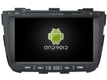 Android 7.1 AUTO DVD-player FÜR KIA SORENTO 2013 auto audio gps stereo head unit Multimedia navigation WIFI SWC BT
