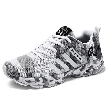 Más tamaño 36-46 alta calidad otoño hombres zapatillas hombres zapatos  casual Primavera Verano unisex peso ligero de malla transpirable zapatos de  los ... af05894b51be1