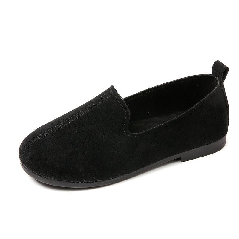 Mumoresip Ragazze Scarpe Slip-on In Pelle Morbida Casual Sneakers Ragazzi Appartamenti Colori Della Caramella Per Bambini Per Bambini Comode Scarpe Mocassini Piatto