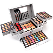 MISS ROSE High-end Eyeshadow 132colors Professional Makeup Pearly Matte Nude Eye Shadows Palette Make Up Waterproof Eye Shadow