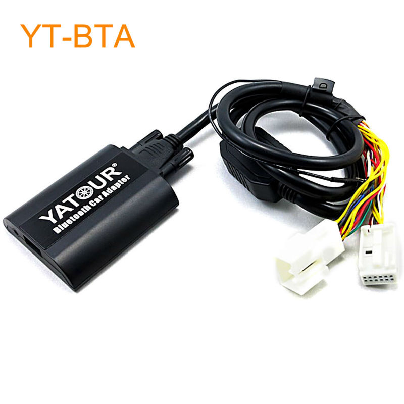 Yatour Car Bluetooth Adapter Kit for Factory OEM Head Unit Radio for Audi for Skoda for VW Golf EOS Jetta Passat Touareg Touran абажур bohemia ivele sh37