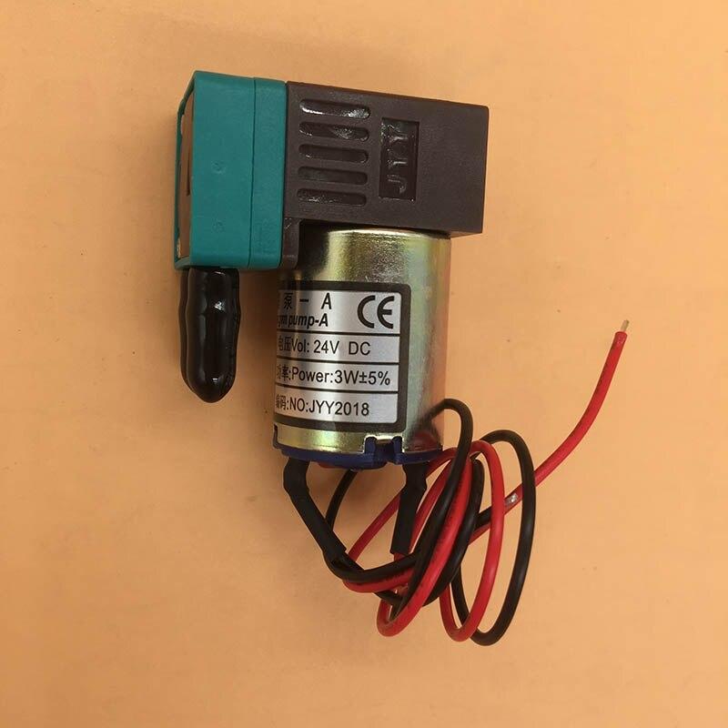 Micro diaphragme 3W JYY petite pompe à encre JYY (B)-Y-10-1 24V DC 100 ml-200 ml pompe à encre solvant pour Infiniti cristaljet Galaxy Xuli
