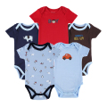 5 Pcs/lot Newborn Baby Clothes Cartoon Baby Bodysuit Girl Boy 0-12M Short Sleeve Infant Baby Boy Clothing Cheap Clothes China