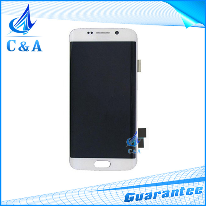 Tested replacement part for Samsung Galaxy S6 Edge G9250 SM-G925 lcd display with touch screen digitizer 5pcs DHL/EMS post 5 pieces lot free dhl ems shipping tested for samsung galaxy s6 edge lcd display sm g925 g9250 screen with touch digitizer