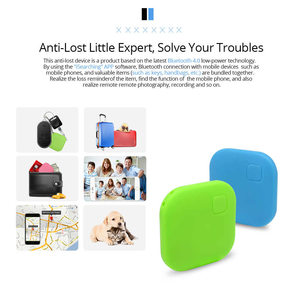 848a5512d3c7 Detail Feedback Questions about Smart Tag Wireless Bluetooth Tracker Gps Locator  Key Tracer Keychain Finder Car Kids Pet Dog Cat Wallet Anti Lost Alarm ...