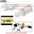 Pas Hyper Flash BAU15S LED Canbus 7507 PY21W Switchback Blanc/Ambre LED Ampoules Pour Feux de jour/Tour Feux de signalisation 12 V