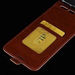Image 4 - Funda abatible Vertical Honor 8C para Huawei Honor 8C Honor8C funda protectora para teléfono caso