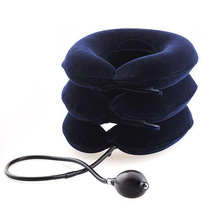 Air Neck Traction Cervical Inflatable Collar Stretching Device Orthopedic Spinal Column Support Vertebrae For Pain Head Relief