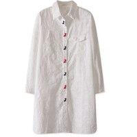 New women fashion OL long sleeve blusas Patchwork Lace blouses shirts women work wear