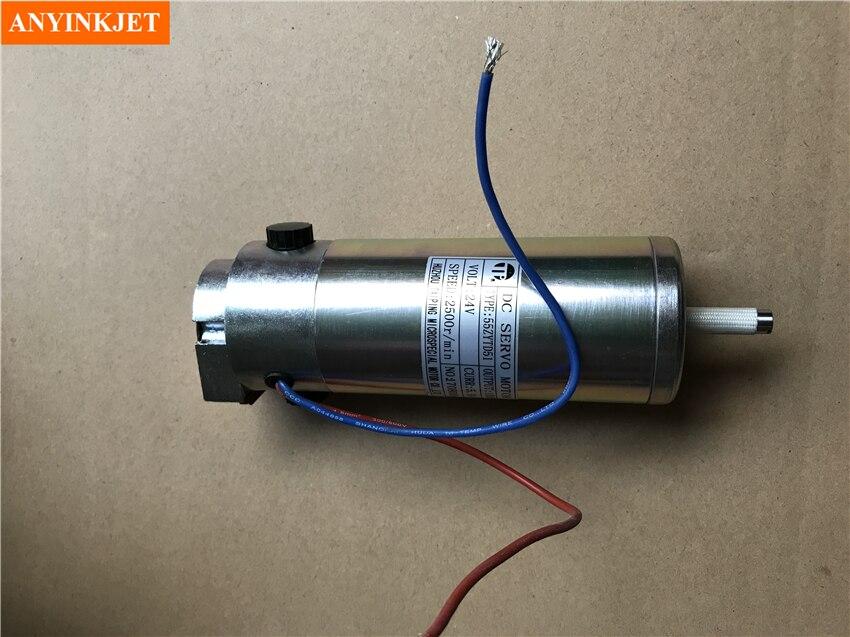 Printer Motor Galaxy Phaeton Infiniti Gongzheng Grapth Solvent Printer DC XY Motor