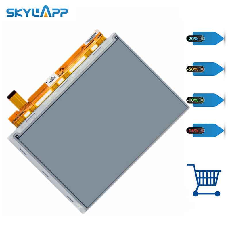 Skylarpu for ED097OC1(LF) ED0970C1(LF) E-ink LCD for Amazon Kindle DX Ebook reader (without touch) Free shipping free shipping 10pcs mst9e88l lf lcd chip
