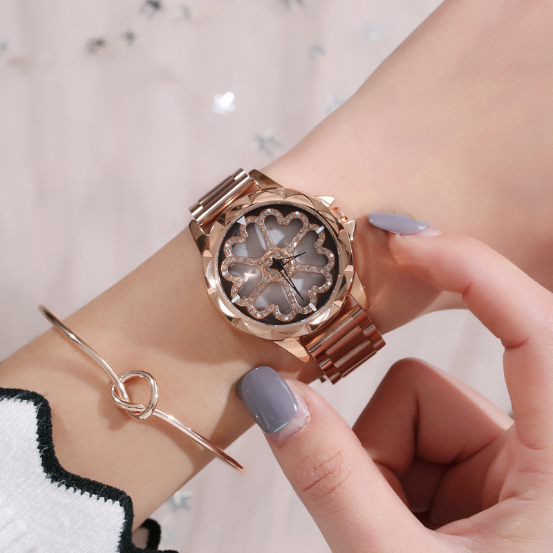 Women watch new fashion casual ladies stainless steel bracelet watch luxury brand ladies dress quartz watch waterproof watch geya 2018 new arrival women bracelet watch gold stainless steel strap ladies dress watch waterproof fashion quartz female clock