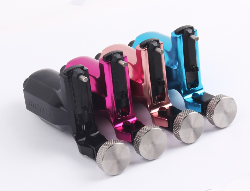 4Colors For Choice Solong Tattoo New rotary tattoo machine Gun Professional high quality tattoo supply