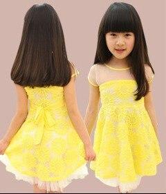 Sunflower Girl Dresses