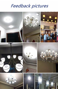 Image 5 - E27 B22 E40 E14 Led Lamp Ac 220V Gloeilamp Led 5W ~ 150W 5730 2835SMD Maïs lamp Spaarlamp Voor Thuis Decoratie Licht