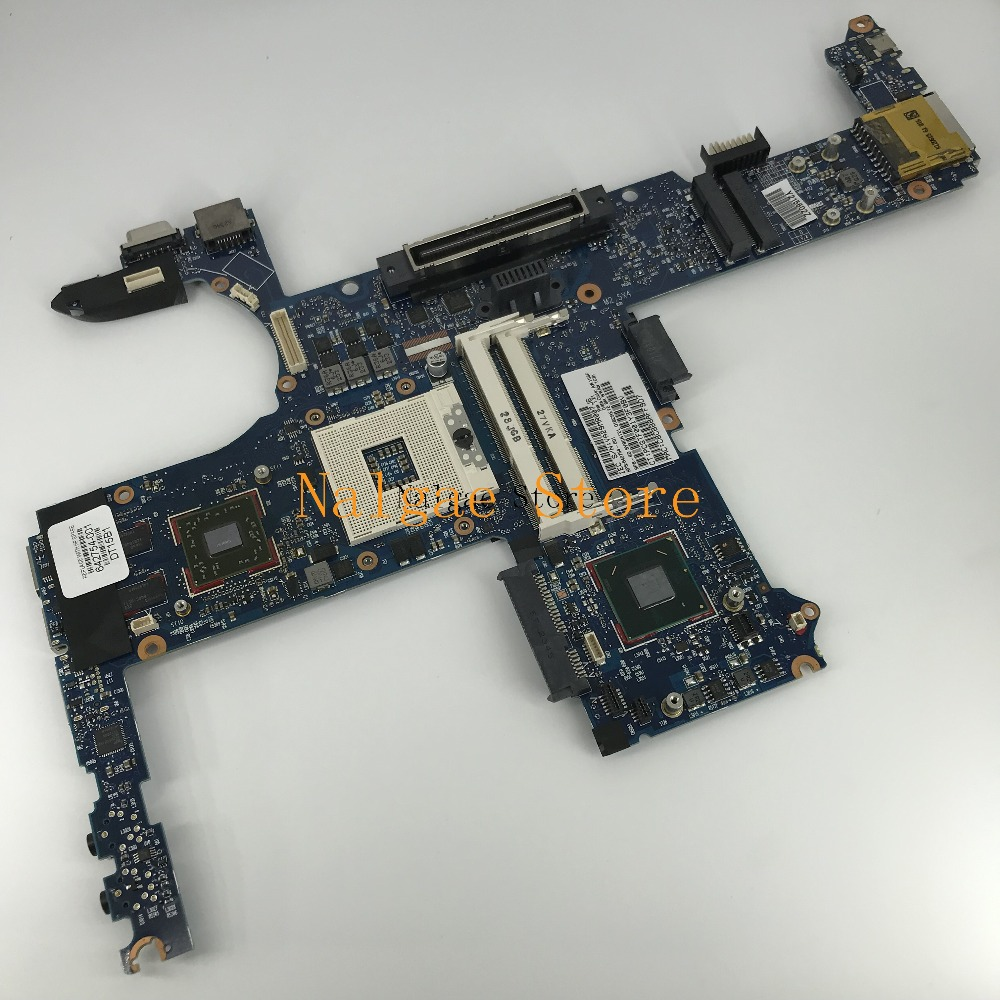 642754-001 Free shipping board for <font><b>HP</b></font> <font><b>8460p</b></font> laptop <font><b>motherboard</b></font> with intel QM67 chipset 1GB discrete graphics image