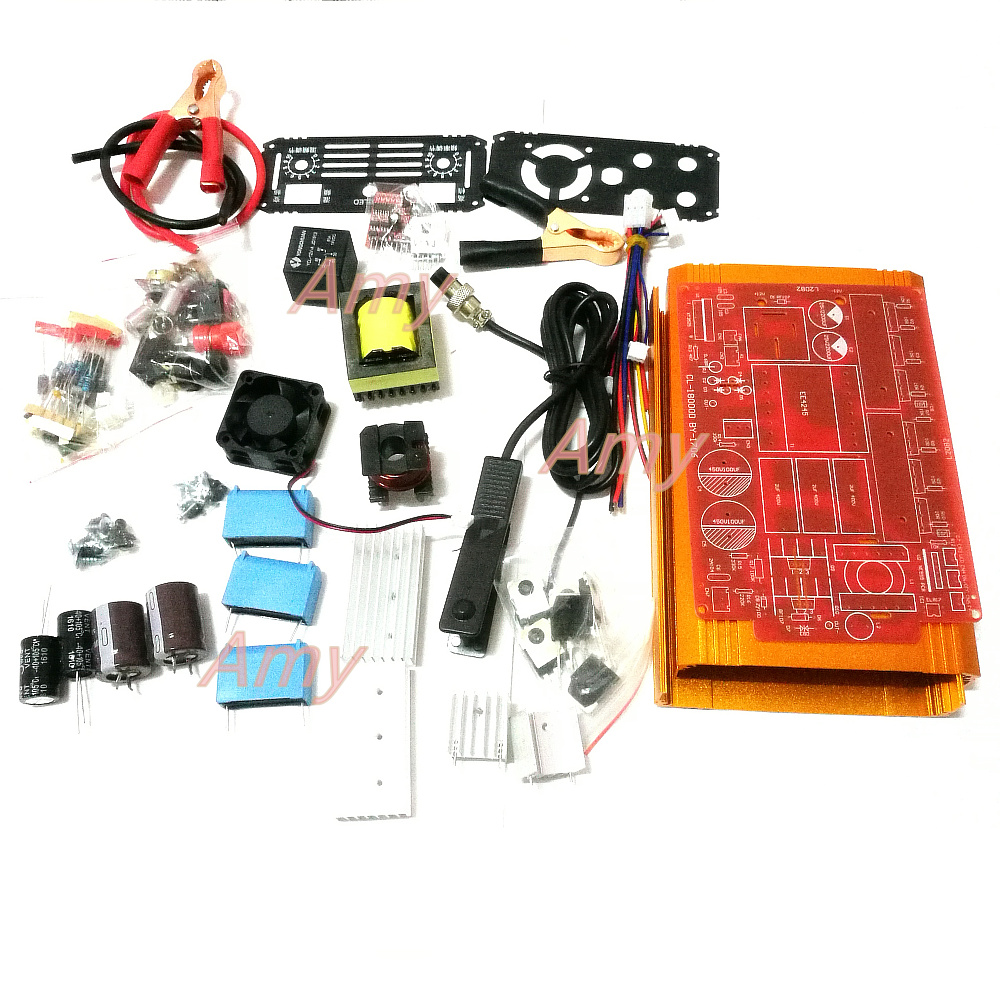 12V Electronic Nose Inverter Kit KIT Parts Power Booster DIY Eight 8 2 Two Silicon Double Tube