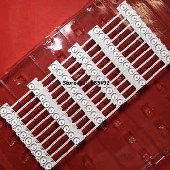 100 Pieces Original new LED backlight bar strip for KONK KDL48JT618A KDL48JT618U 35018539 35018540 6 LEDS(6V) 442mm