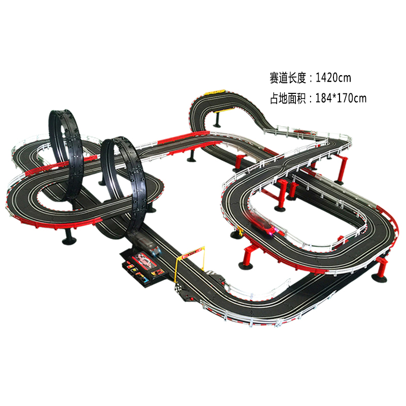 Remote-Control-Car-Racing-Tracks-Double-Play-Race-Electric-Cars-Track-Set-Kids-Electric-Railway-Train-Toys-Free-Shipping-2