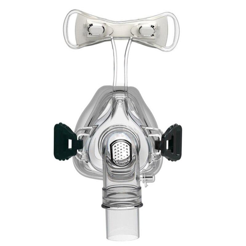 Anti Ronflement Visage Masque pour dormir CPAP Respirateur bouche Masque Avec Réglable Coiffures Apnée Ronflement Bouchon