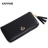 Geometric Wristband Women Wallet Female Women Purse Large Capacity Coin Wallet Long Zipper Purse Brand