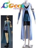 Freies Verschiffen Cosplay Final Fantasy Riona Anime Spiel Cos Uniformkleid Neue Auf Lager Einzelhandel/Großhandel Halloween