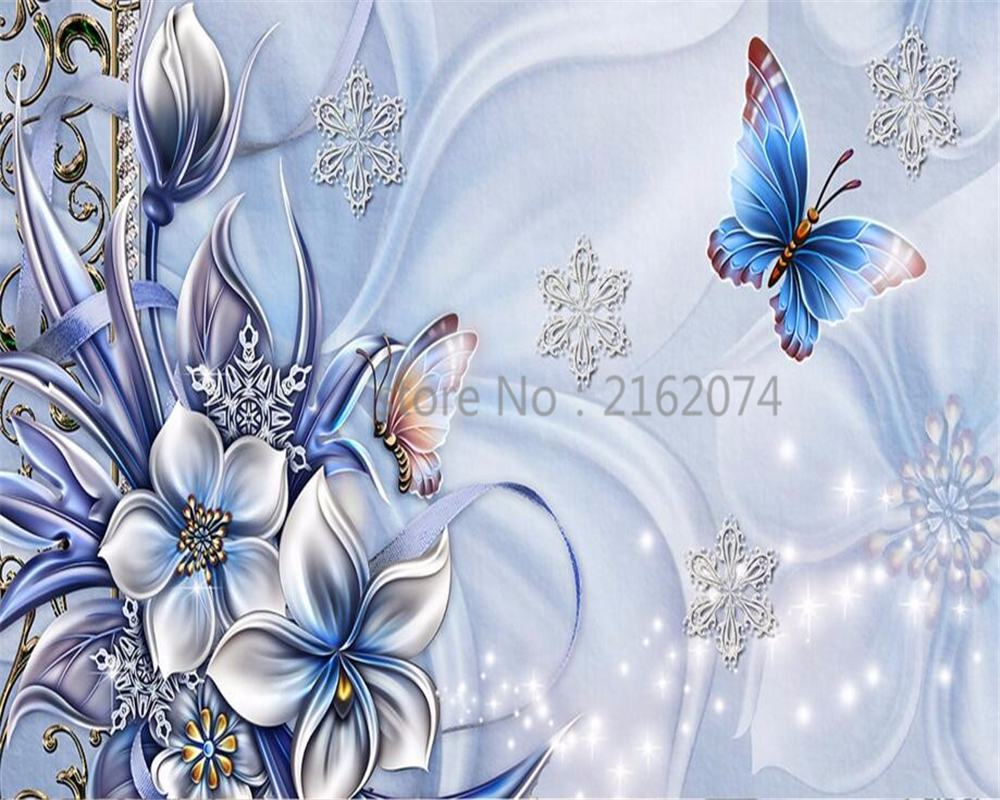 Compare Prices On Butterflies Wallpapers Online Shopping Buy Low
