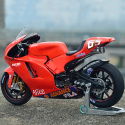 Kits d'assemblage de moto, modèle DUCATI Desmosedici, 1/12 échelles, Tamiya 14101