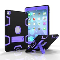 For Apple Pad Mini1 2 3 4 Pad 2 3 4 Luxury Case Shockproof Protective Shell