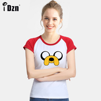 Summer Women T Shirt Adventure Time With Finn And Jake Dog Beemo BMO The Ice King