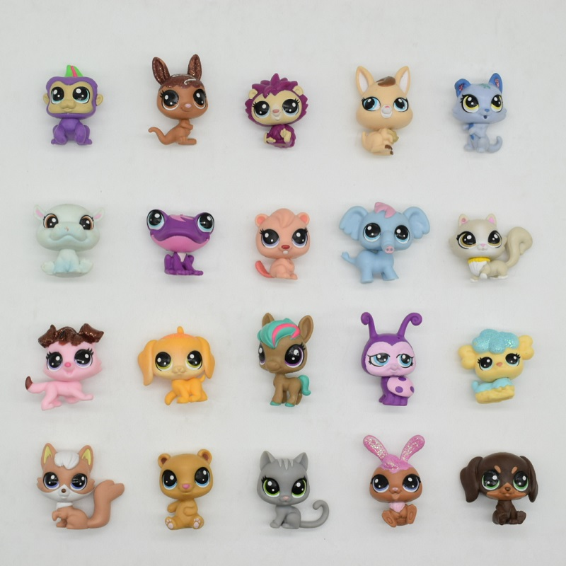 LPS Toy 15pcs/lot Shop Animals puppy Kids boy and girl Action Figures PVC LPS Toy Birthday/Christmas Gift 2017 new 1 6 1 6 12 action figures g43 sinper rifle tactical gun christmas gift free shipping boy toy birthday present
