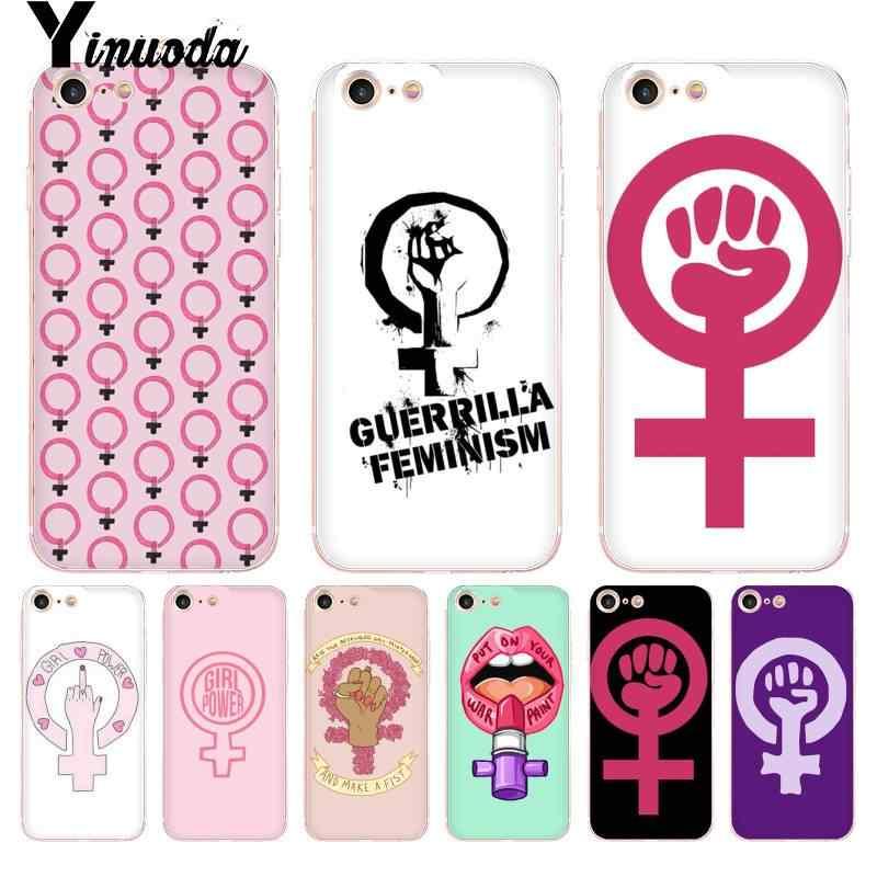 iphone 7 case feminist