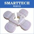 CNC пластиковые подвергая механической обработке части/POM PP PVC нейлон части